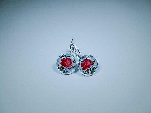 Etno style earrings
