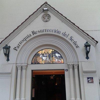 Parroquia Resurrecciòn del Señor- Barrio Chacarita- Bs.As.2018.