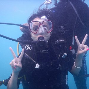 Scuba Diving at Nimo Reef