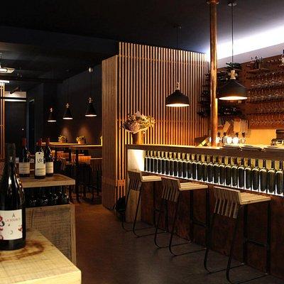 Cave/ Bar à Vin des Trois Pinardiers