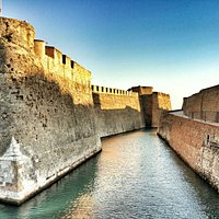 Murallas Reales y Foso de San Felipe
