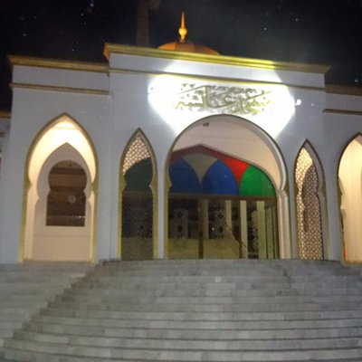Thoddoo, Masjidhul Aisha. Dec 2017