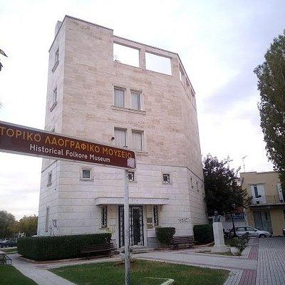Το λαογραφικό μουσείο στη Κόρινθο