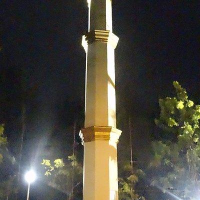 Masjid Abdulla, декабрь 2017 года...