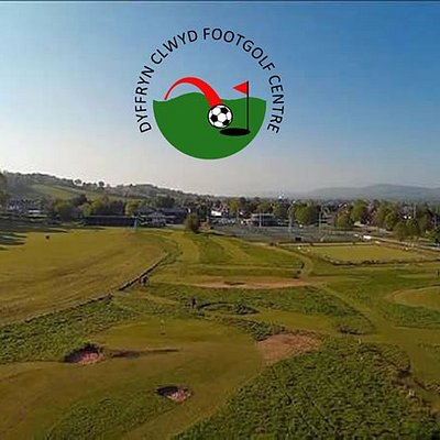 Just a lovely place to play footgolf.