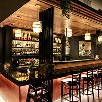 Bar area// Photo: SUMINATO