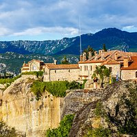 Ιερά Μονή Αγίου Στεφάνου - Agios Stefanos, Meteora