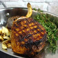 Durock Pork Chop