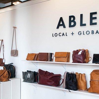 Able Bag Wall