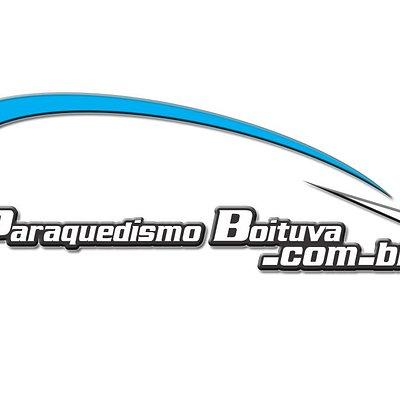 Logo Paraquedismo Boituva