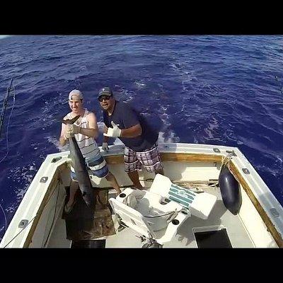 Deep Sea Fishing : Wahoo Fish