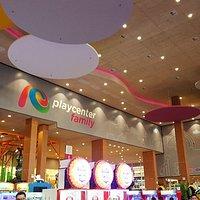 Inauguração Playcenter Family