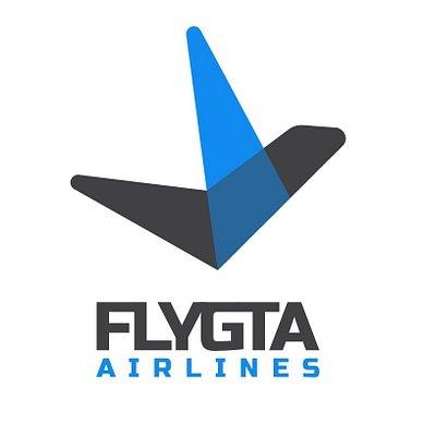 FLYGTA Airlines Logo