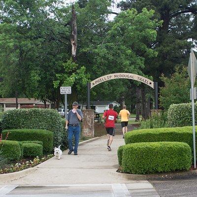 Phillip Mcdougall Trail at Spring Lake Park