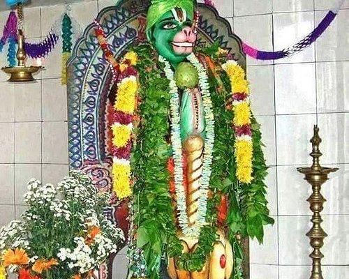 Sri Anjaneyar Alayam Temple