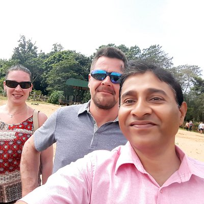Classic Wing Travels - Upul with Guests