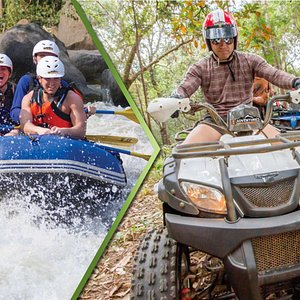8Adventures Whitewater Rafting and ATV
