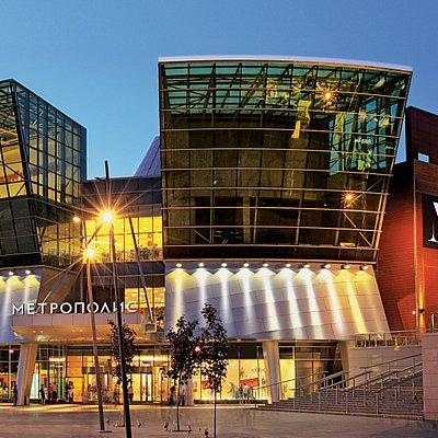 Metropolis facade