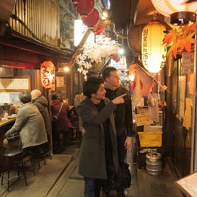 Tokyo Bar Hopping Tour - Night walking tour with local food and drink