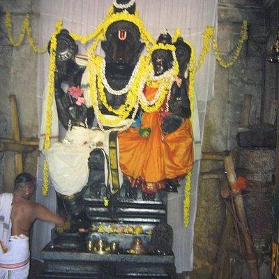 Varahaswamy Temple is located at Kalahalli(Mandya Dist) and it very near to Bookenekere in Karna