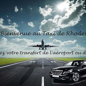 Le meilleur service de transfert de taxi privé à Rhodes aux meilleurs prix