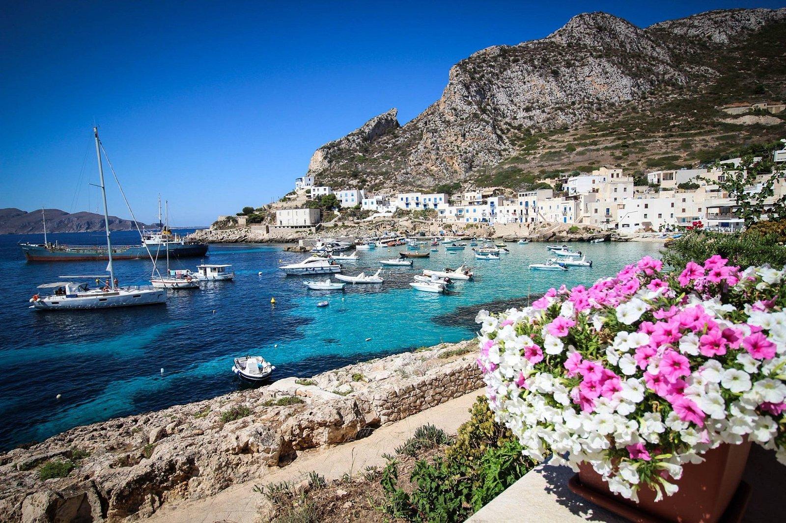 Levanzo Sicily