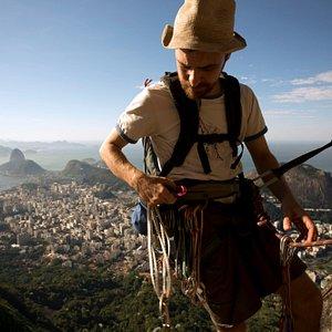 Climb in Rio