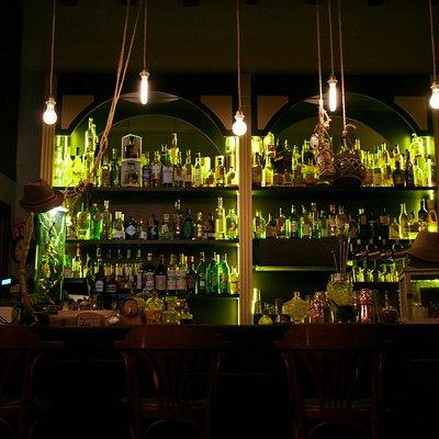 Strainer Cocktail Bar