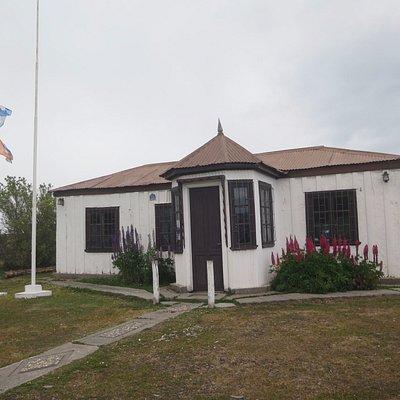 Edificio del Museo Histórico Kami