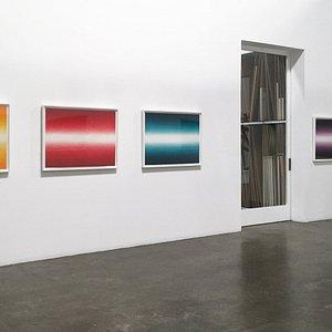 Anish Kapoor at Leslie Sacks Gallery.