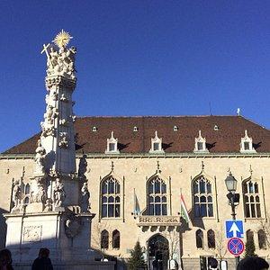 Colonna della Santa Trinità