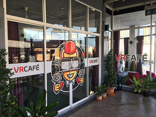 Welcome To VR CAFE !