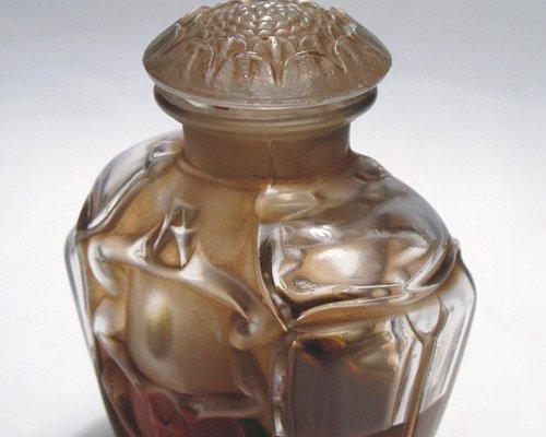 Piver: 'Scarabée, il primo flacone per profumo realizzato da René Lalique