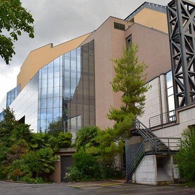 Концертный зал имени Игоря Стравинского