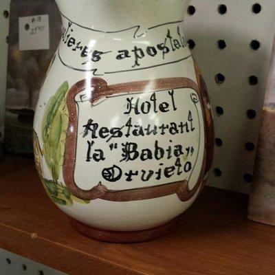 Orvieto mug