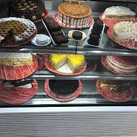 Boas lembranças, da La Basque Sorveteria e Cafeteria Rua das Pedras, Búzios!!