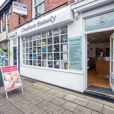 Best salon in Cheshire