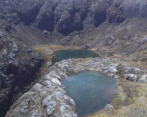 Laguna de Los Anteojos
