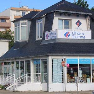 L'office de tourisme de Pornichet