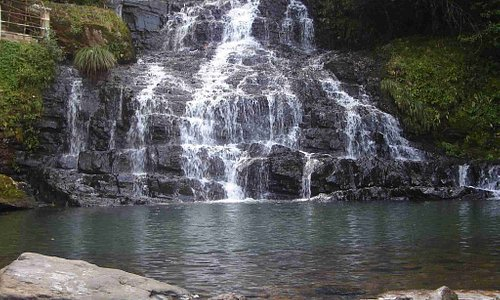 Elephant Water falls in Shillong, Meghalaya