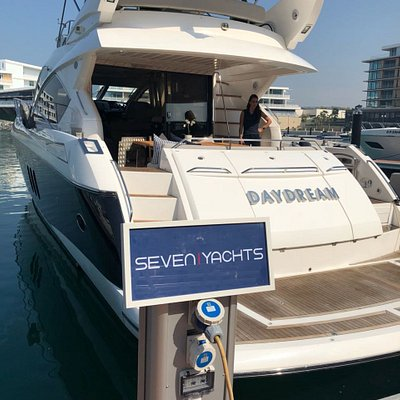 Day Dream by Seven Yachts