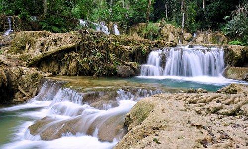 Tad Sae Waterfall
