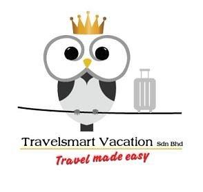 Travelsmart Vacation Company logo
