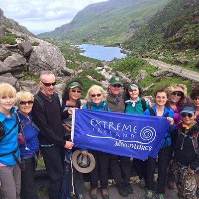 Extreme Ireland Hiking tour