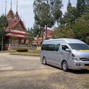 Enjoy Private Trip with our V.I.P.Minibus