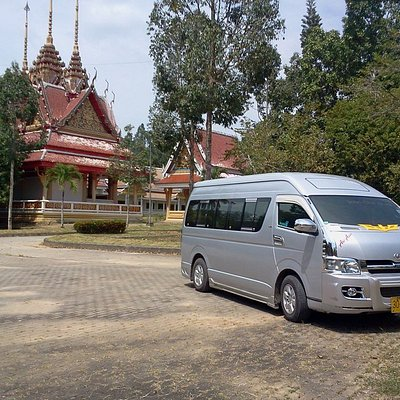 Enjoy Private Trip with our V.I.P.Minibus