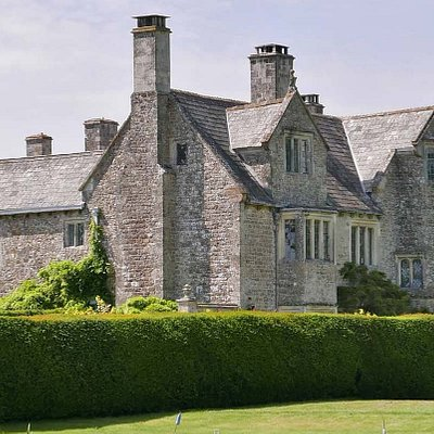 Cadhay Tudor Manor House