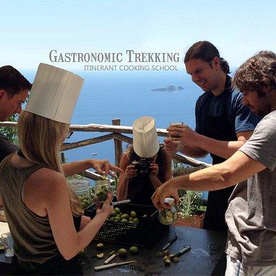 Gastronomic Trekking Positano