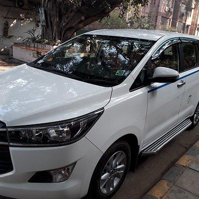 Toyota Innova SUV Car