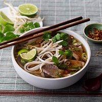 Beef Noodle Soup (Phở Bò)